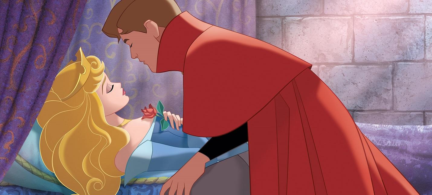 """Режиссер сделал предложение своей девушке с помощью переделанной сцены из """"Спящей красавицы"""""""