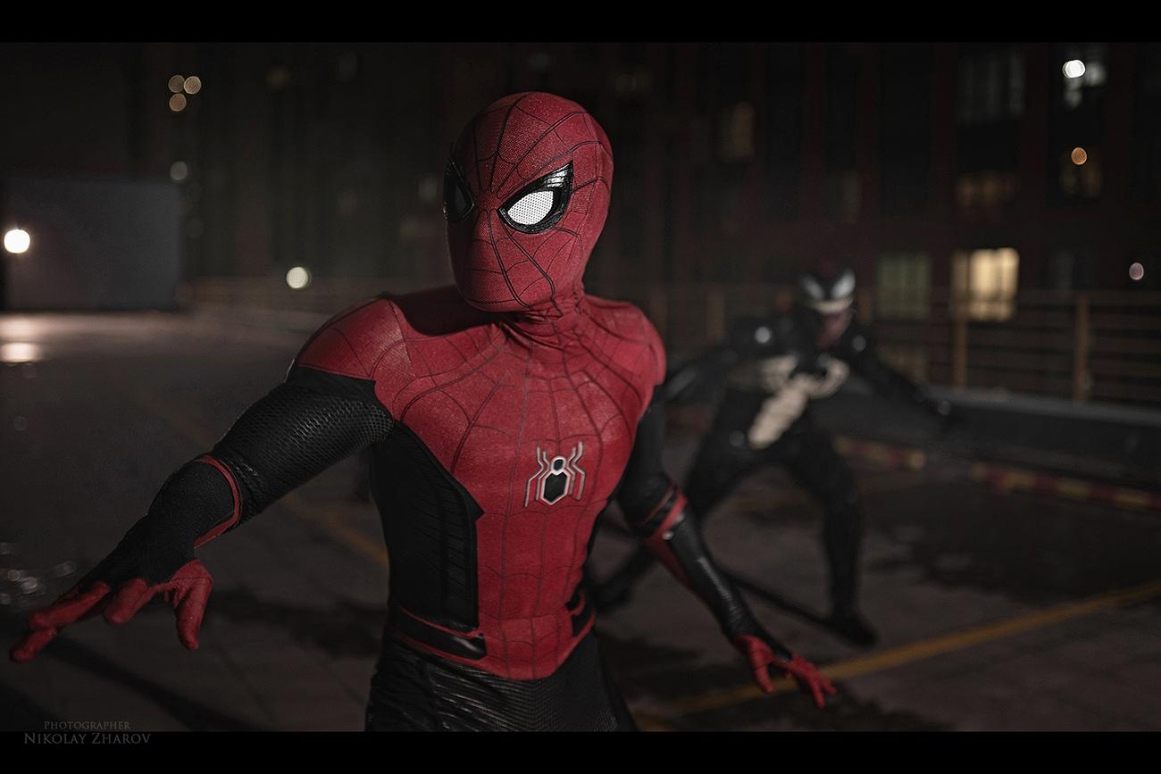 Пятничный косплей: Человек-паук и Веном, Dragon Age, NieR: Automata