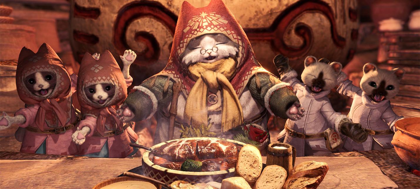 Capcom уже разбирается с проблемами производительности Monster Hunter World: Iceborne на PC