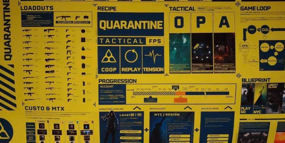 Слух: Новые детали шутера Rainbow Six: Quarantine