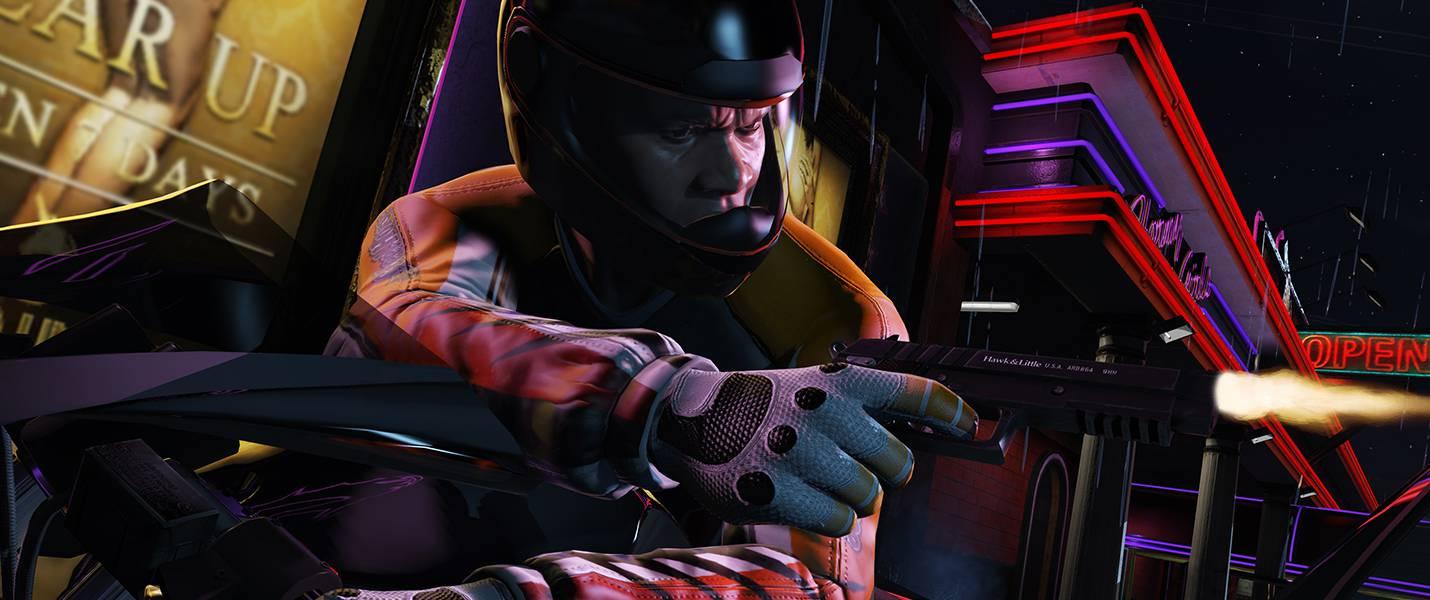 GTA 5 стала лидером цифрового британского чарта