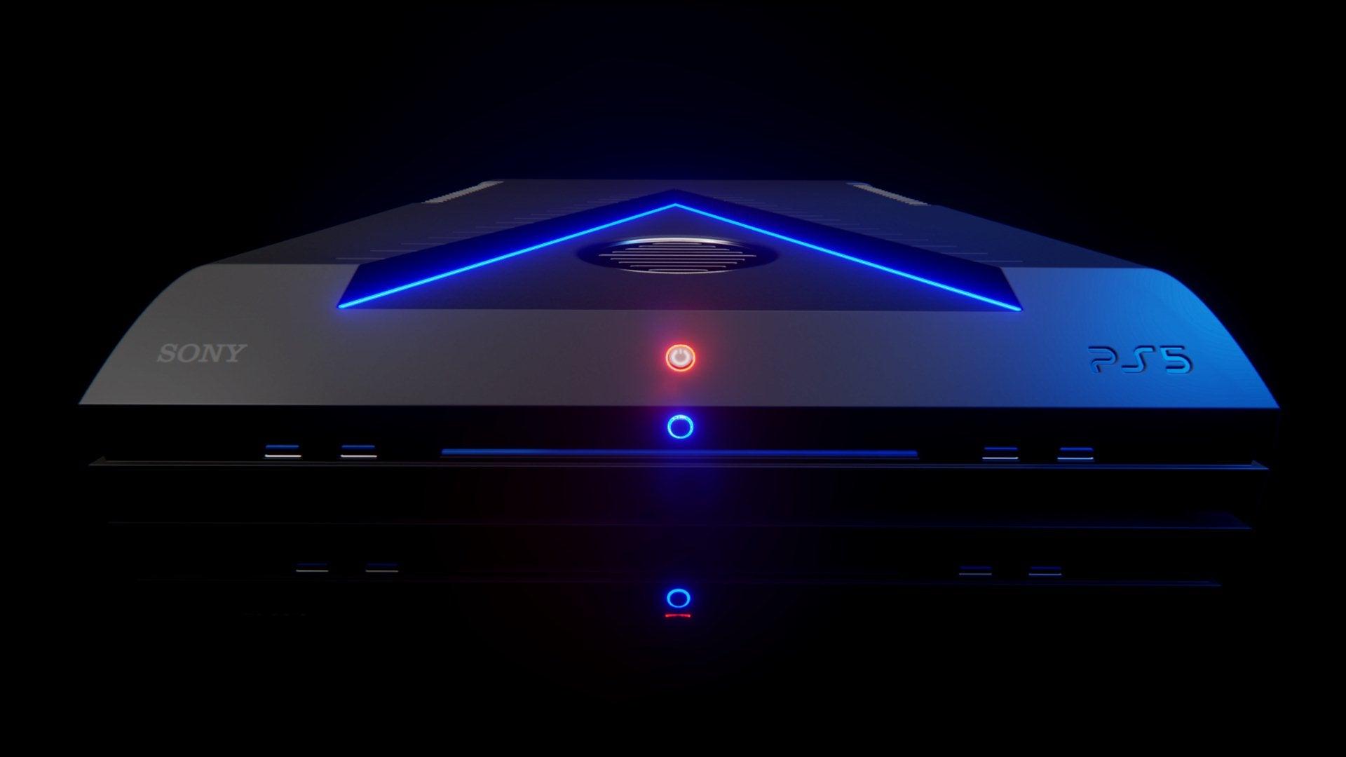 Игрок сделал в Dreams футуристичный концепт PS5