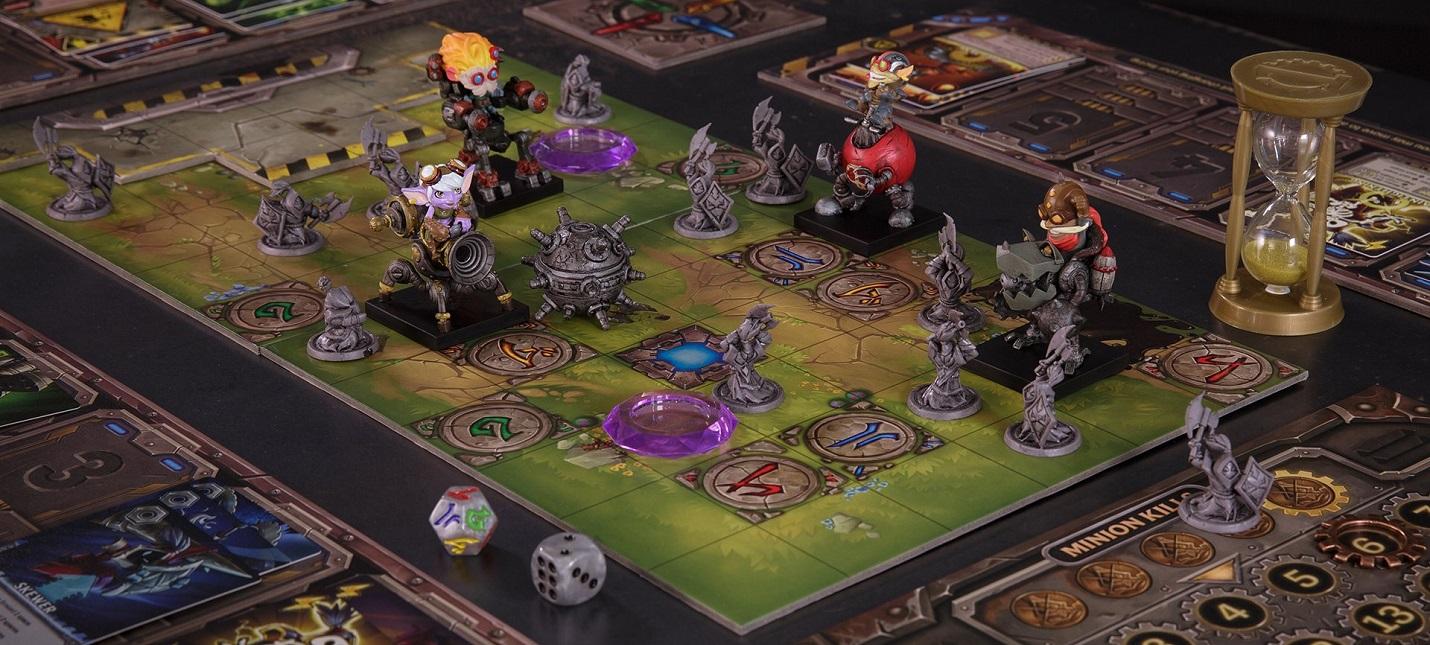Riot Games анонсировала новую настольную игру по League of Legends