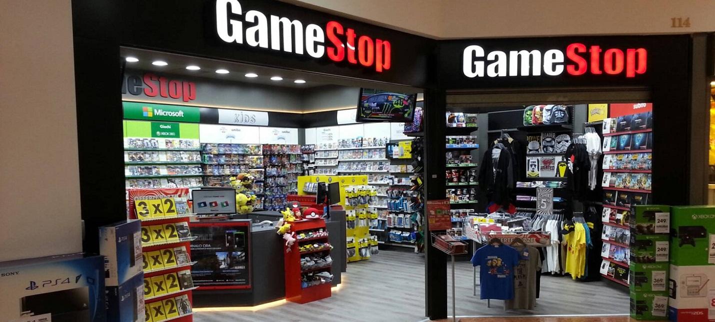 GameStop: продажи видеоигр, консолей и аксессуаров на праздниках упали на 27.5%