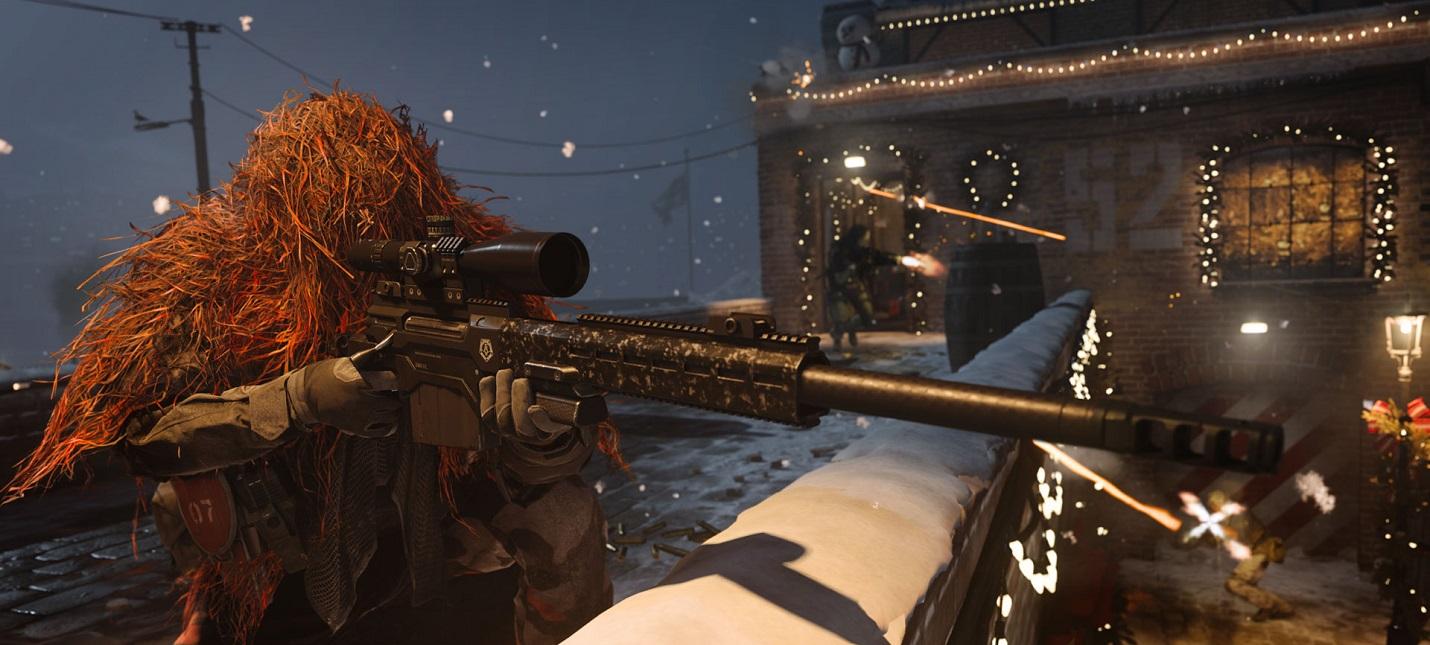 Игроки Call of Duty: Modern Warfare жалуются на убийцу-невидимку
