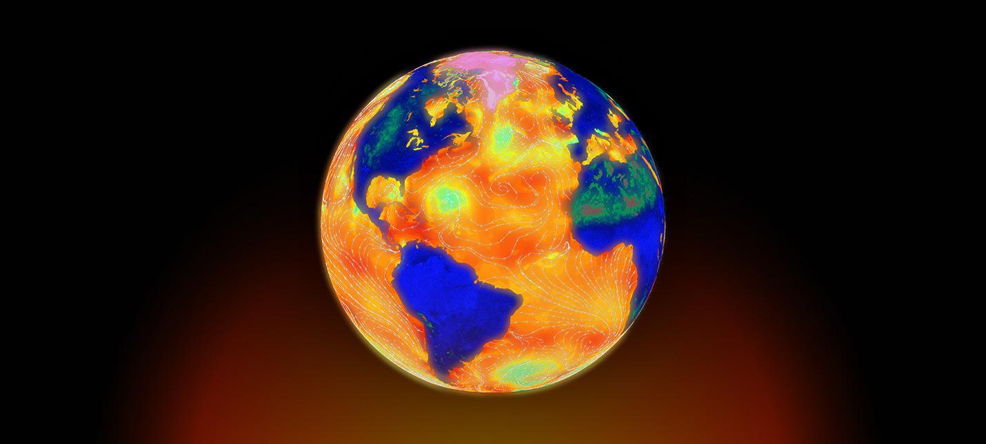 Ученые: Океаны нагреваются со скоростью пять атомных бомб в секунду