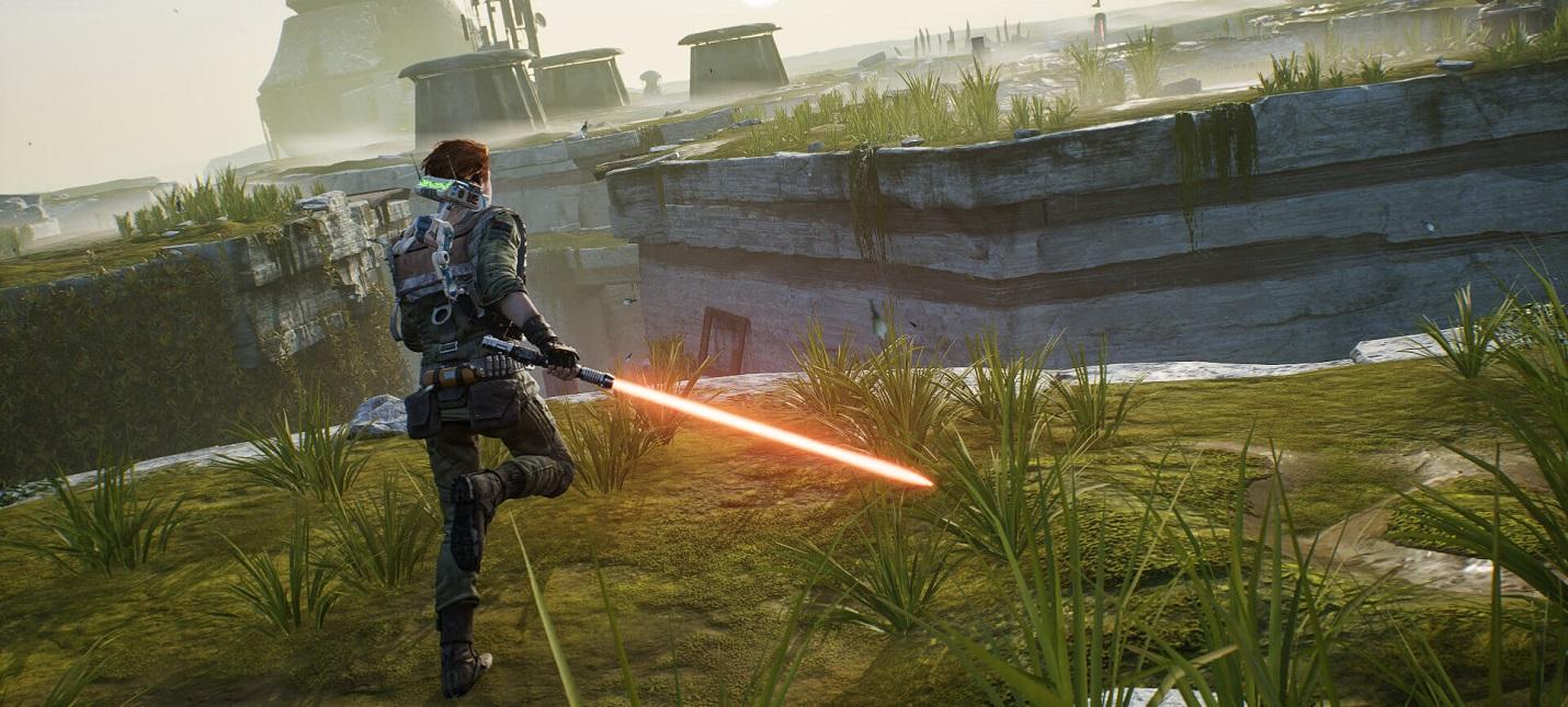 Апдейт Star Wars Jedi: Fallen Order открыл бонусы предзаказа для всех игроков