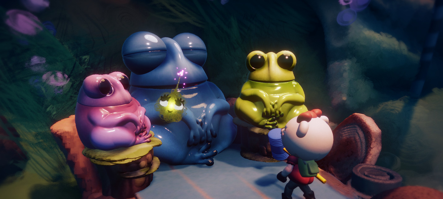 Eurogamer: Песочница Dreams выйдет на PC