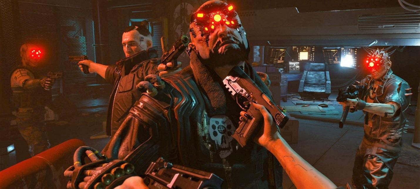 CD Projekt Red: нам придется кранчить, чтобы успеть в срок с Cyberpunk 2077
