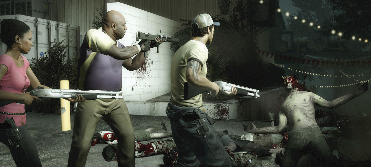 Valve заявила, что не работает над Left 4 Dead 3