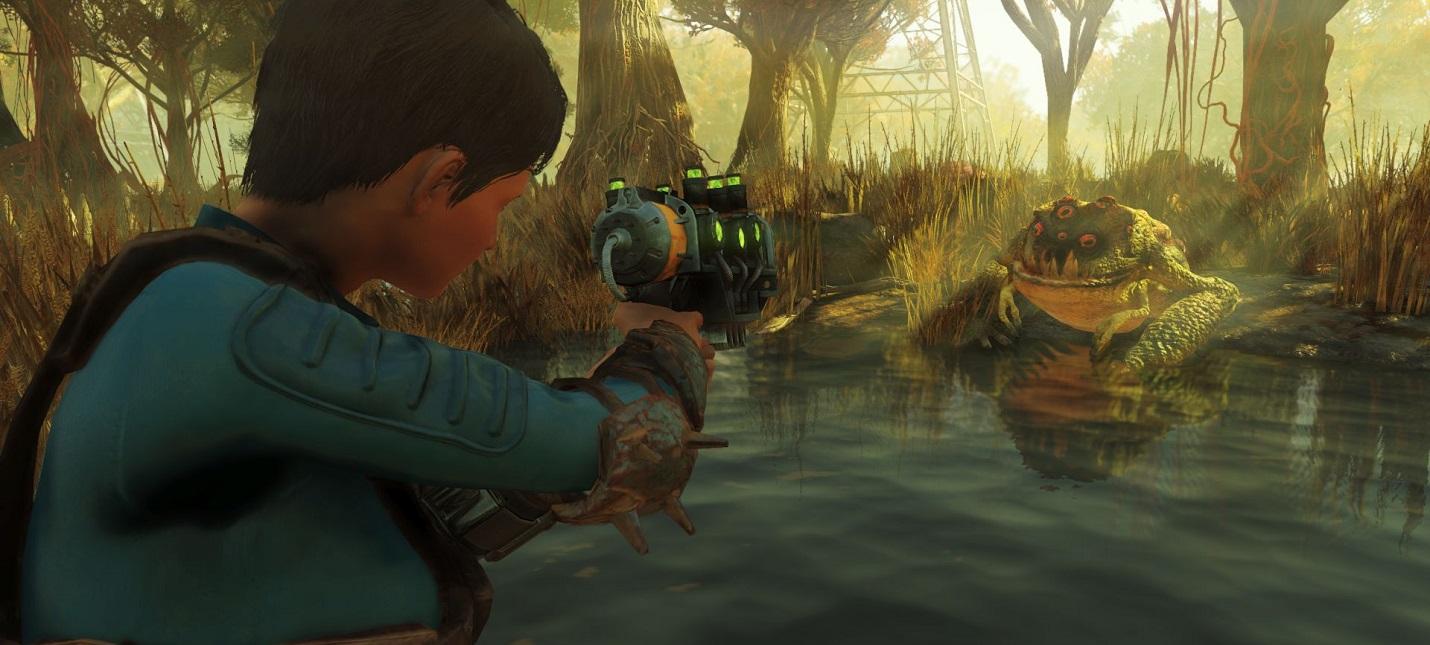 Bethesda закрыла единственный рейд Fallout 76
