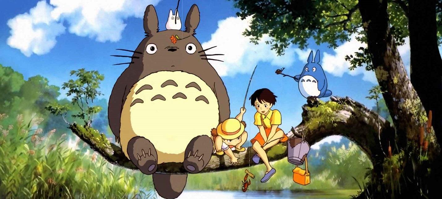 Мультфильмы студии Ghibli будут доступны на Netflix