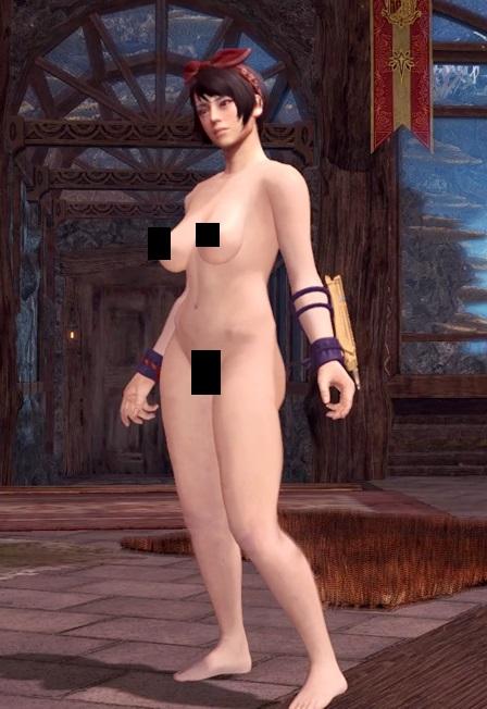 Для Monster Hunter World: Iceborne вышел первый голый мод