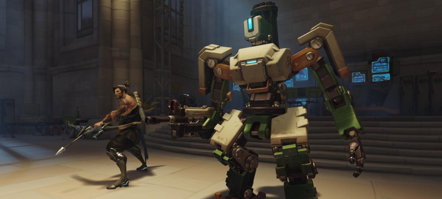 Слух: Скоро в Overwatch появится обоюдный бан персонажей как в Dota 2