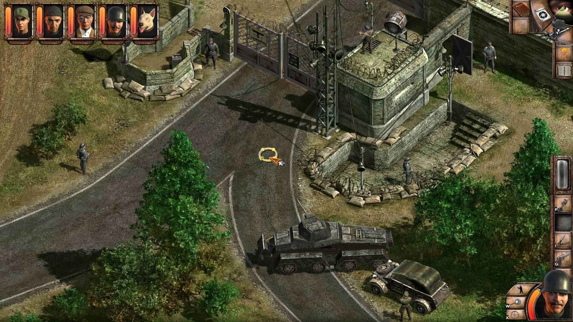 В сети опубликованы новые скриншоты Commandos 2 HD Remaster