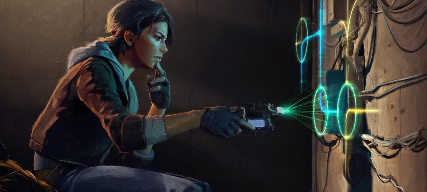 Сегодня Valve проведет сессию ответов на вопросы по Half-life: Alyx