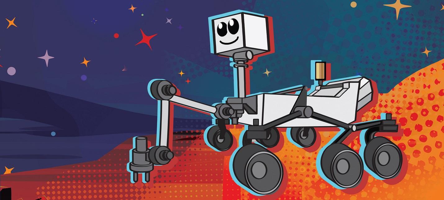 NASA выбрало 9 названий для ровера миссии Mars 2020 из 28 тысяч возможных