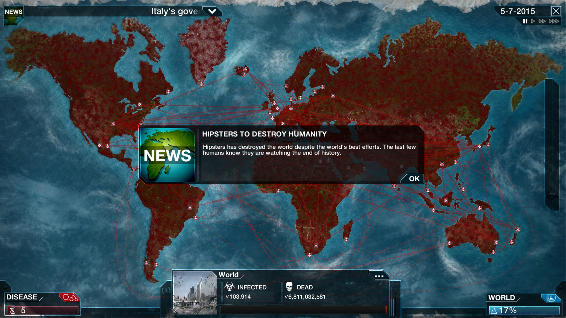 10 самых интересных видеоигр со вспышками опасных вирусов