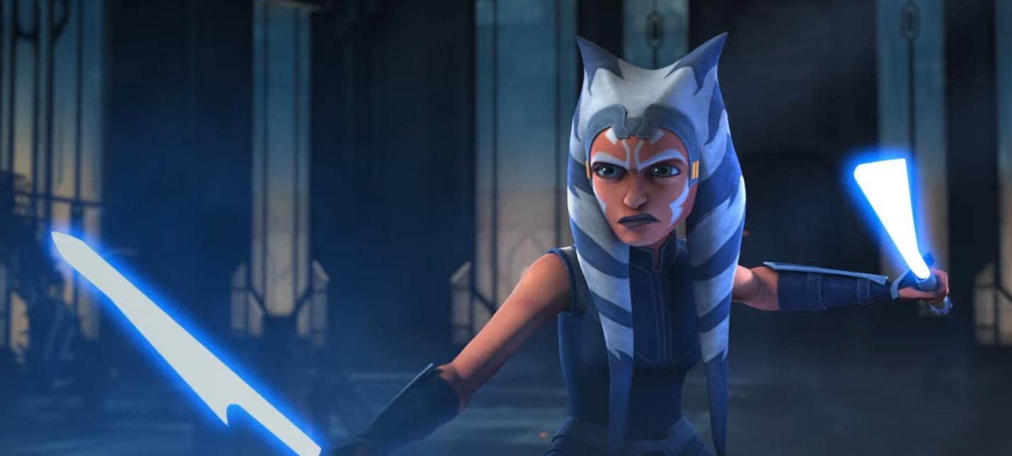 Трейлер финального сезона Star Wars: The Clone Wars