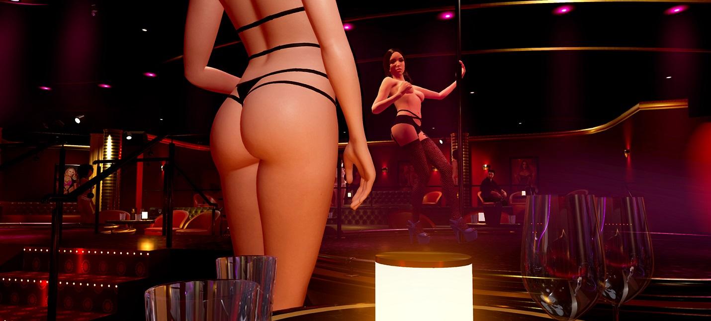 VR-симулятор стриптиз-клуба попал в список лучших новинок Steam в декабре