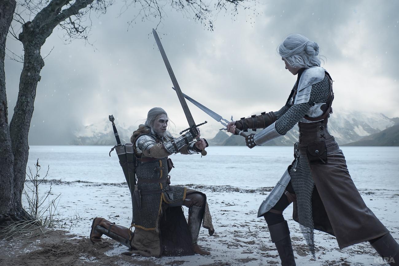 Пятничный косплей: The Witcher 3, Dragon Age 2 и Vampire: The Masquerade – Bloodlines