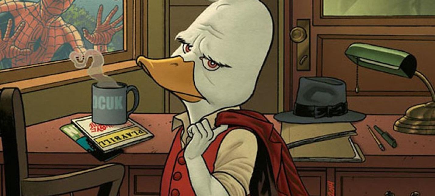 Marvel закрыла сериал про Говарда Утку и Tigra & Dazzler для Hulu
