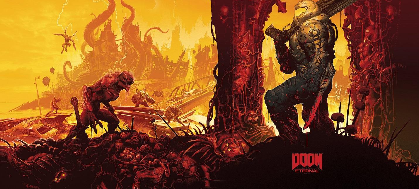 Noclip выпустил интервью с геймдиректором Doom Eternal о дизайне монстров