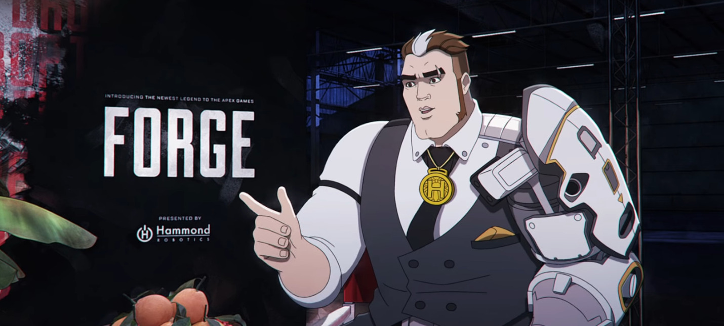 Ревенант в новом сюжетном трейлере Apex Legends
