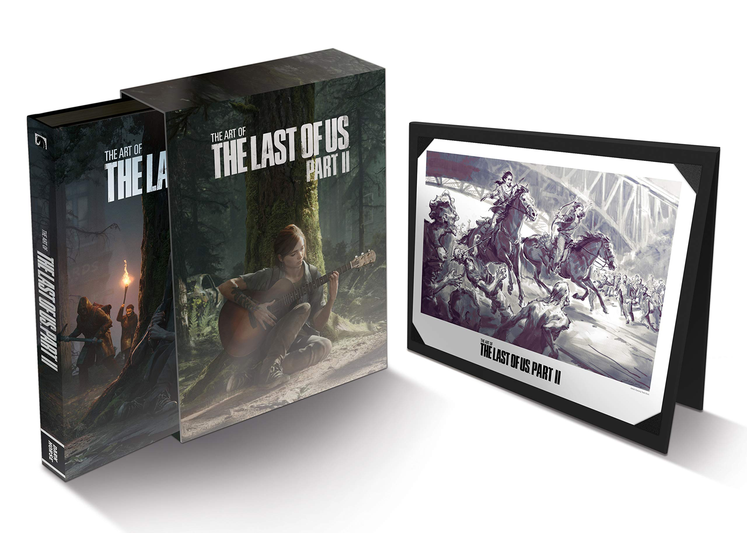 Dark Horse анонсировало Deluxe-издание артбука The Last of Us Part 2