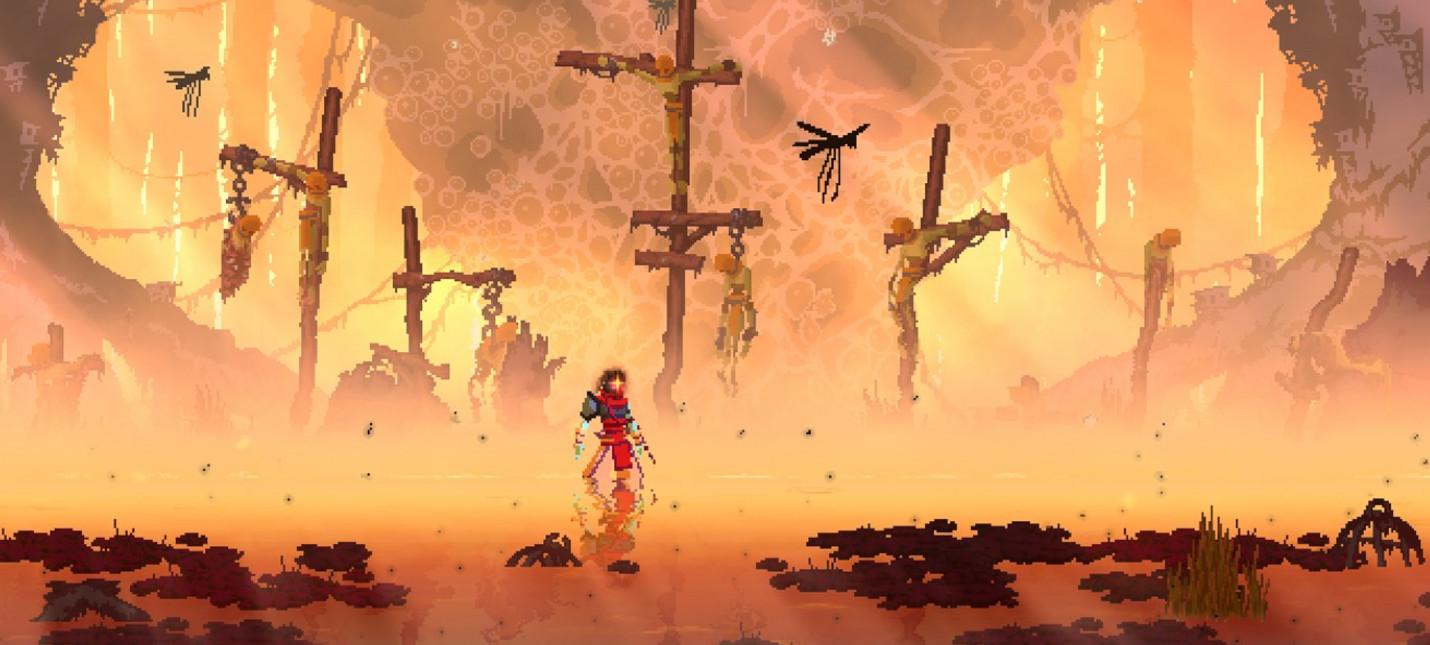 Утечка: Дополнение Bad Seed для Dead Cells выйдет 11 февраля