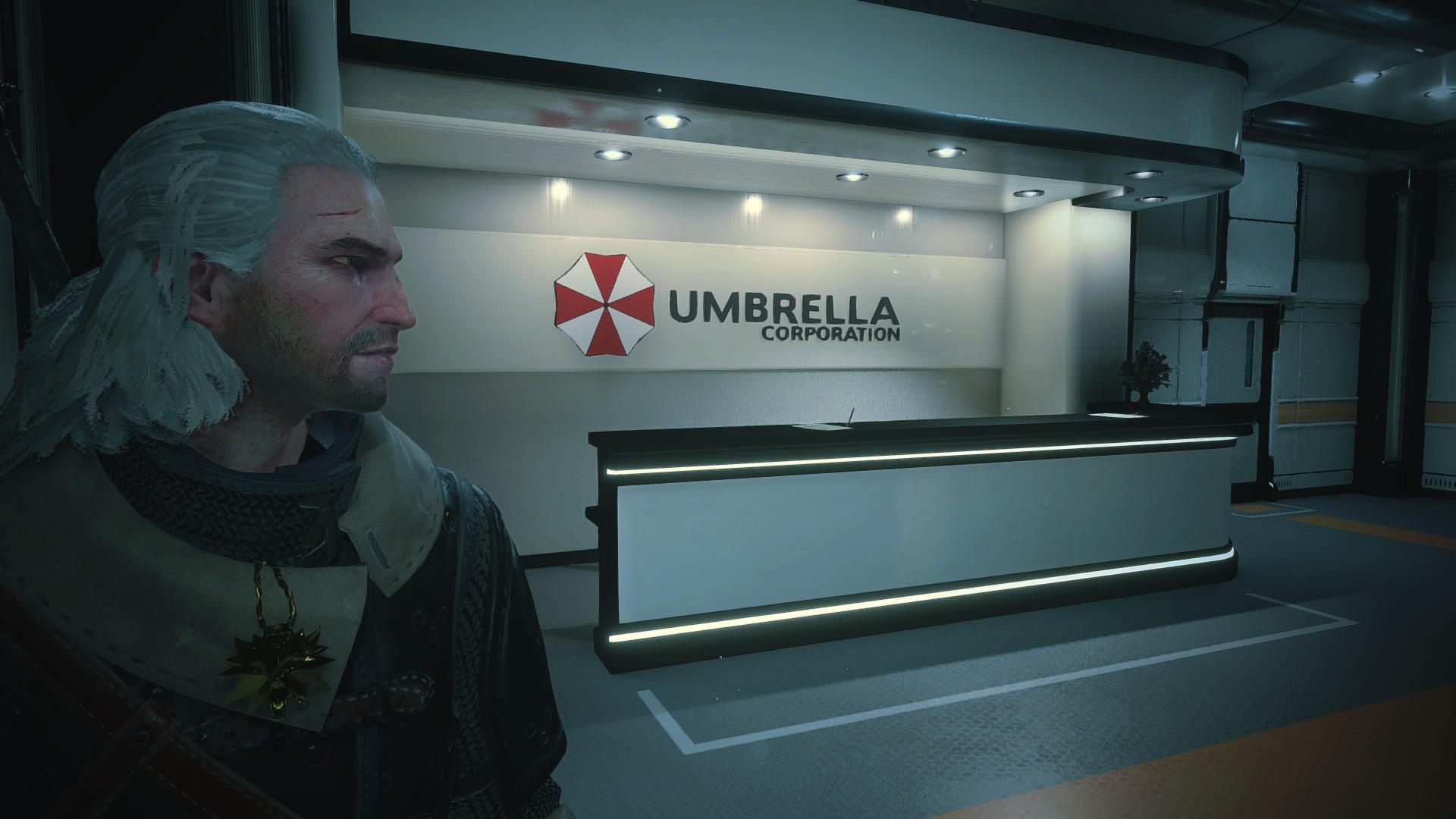 Благодаря моду, в ремейк Resident Evil 2 можно сыграть за Геральта