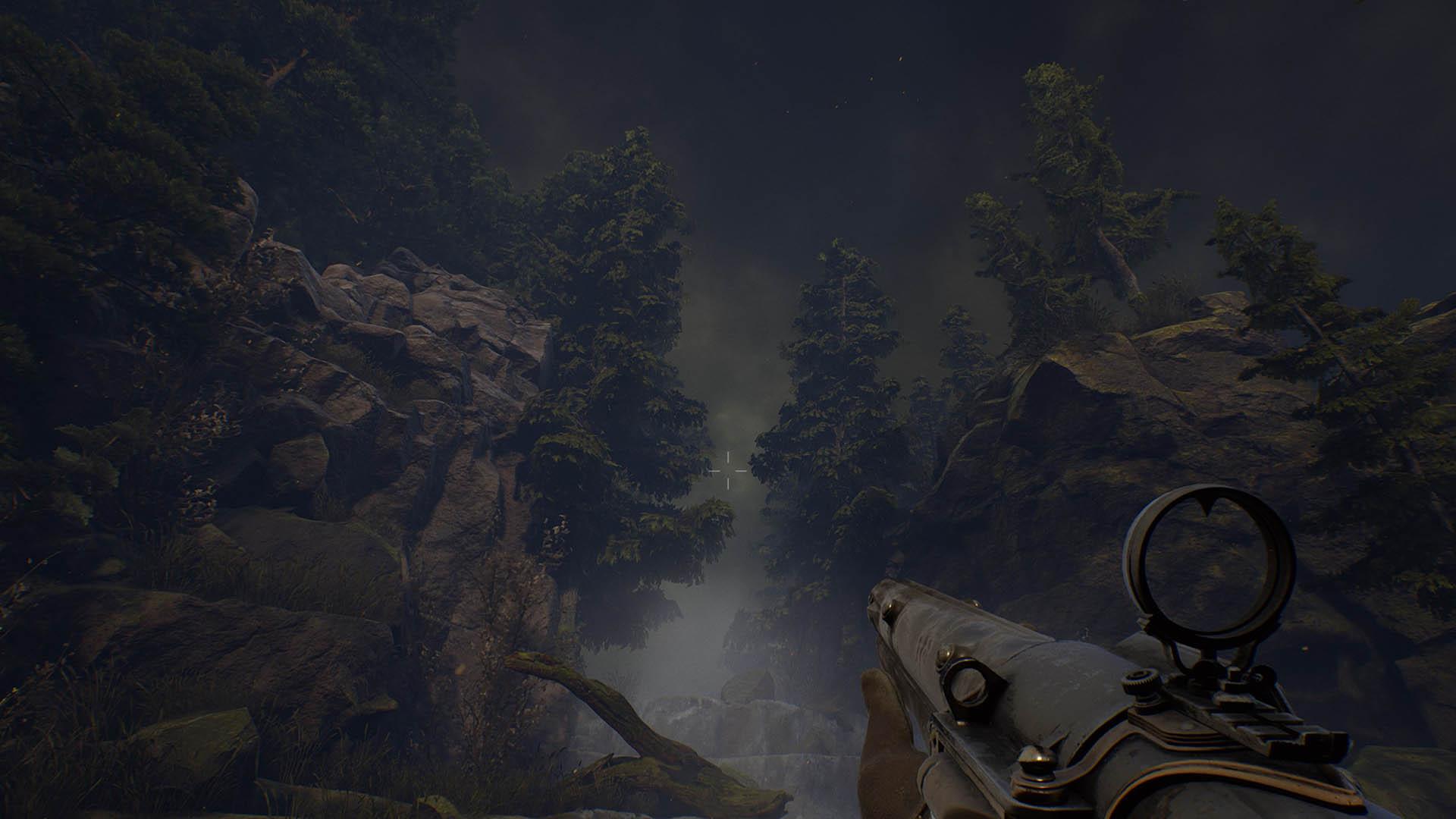 Четыре новых скриншота шутера Witchfire