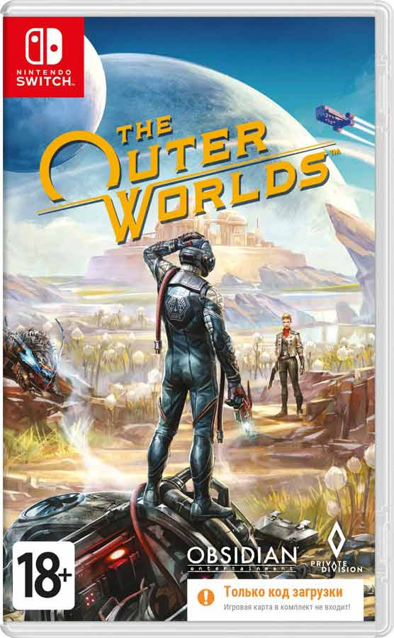 The Outer Worlds выйдет на Switch 6 марта