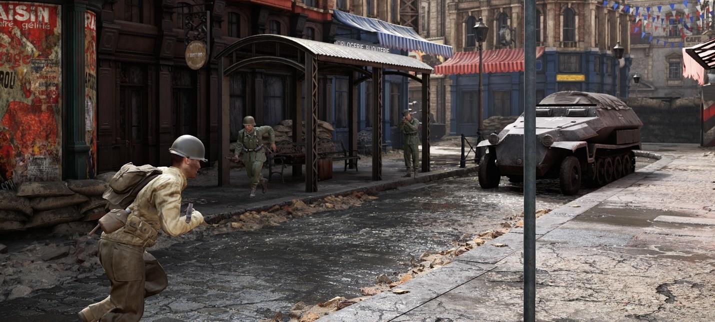 Мультиплеерный шутер Days of War вышел из раннего доступа Steam