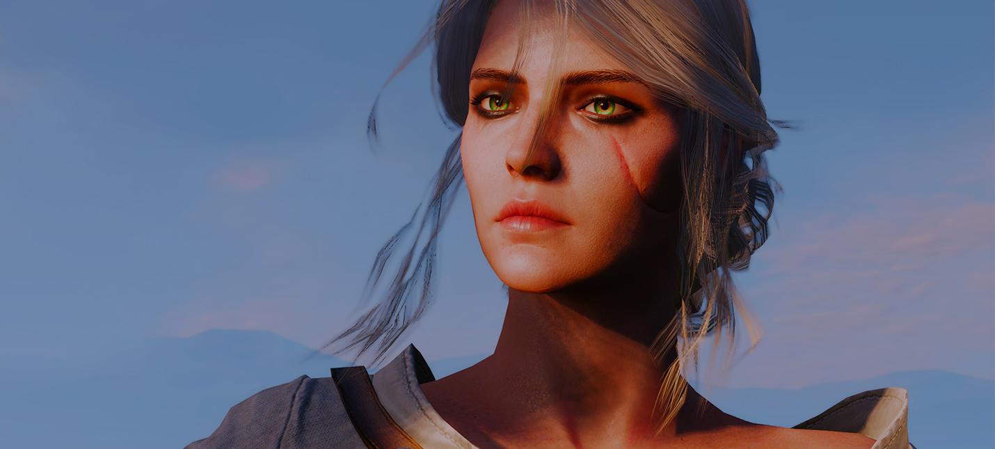 CD Projekt RED о сложностях формирования образа Цири для The Witcher 3