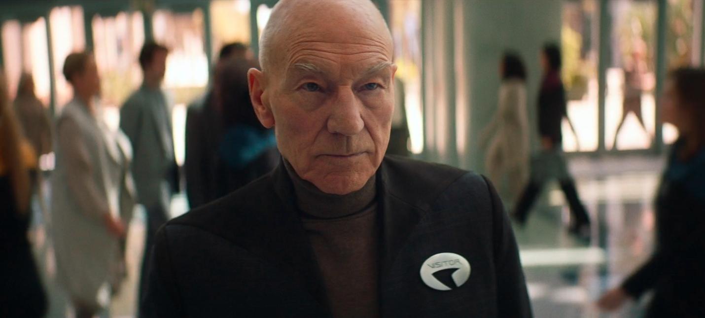 """""""Стартрек: Пикард"""" выставляет мужчин ненадежными и незначительными персонажами"""