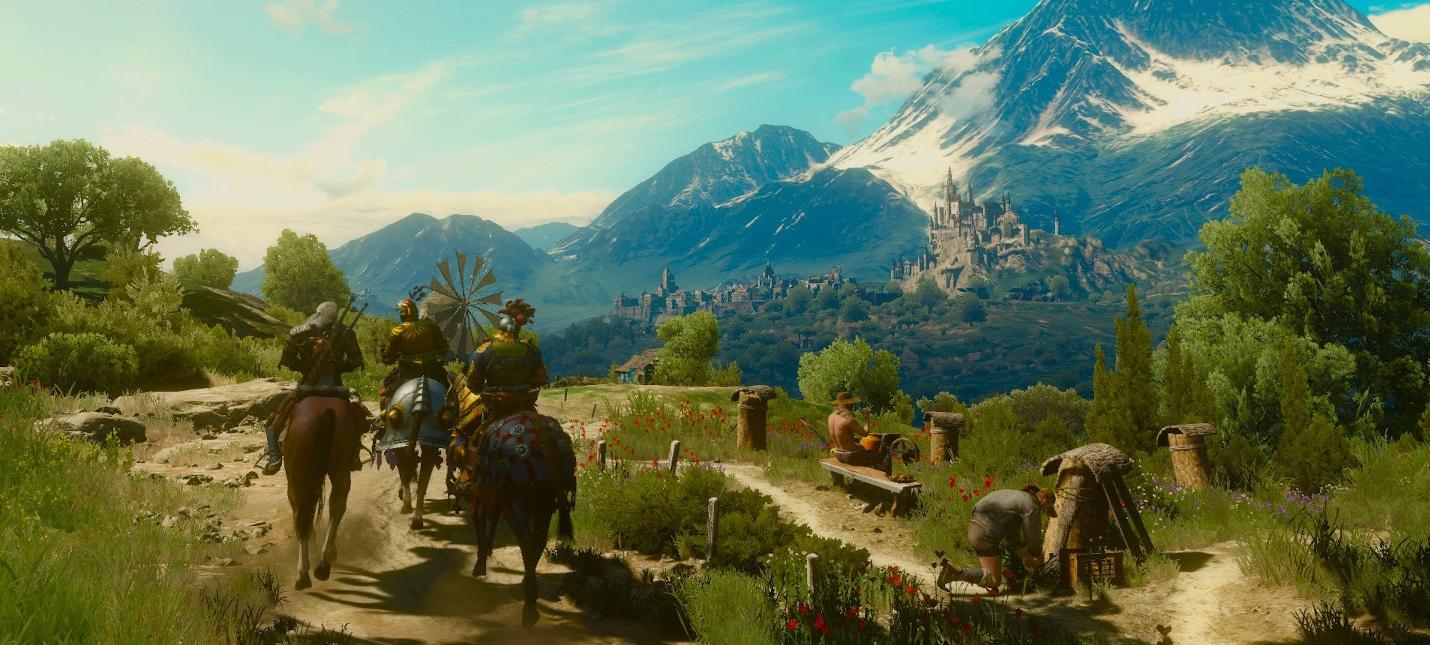 """Шоураннер """"Ведьмака"""": На внешний вид мира сериала меня вдохновили игры"""