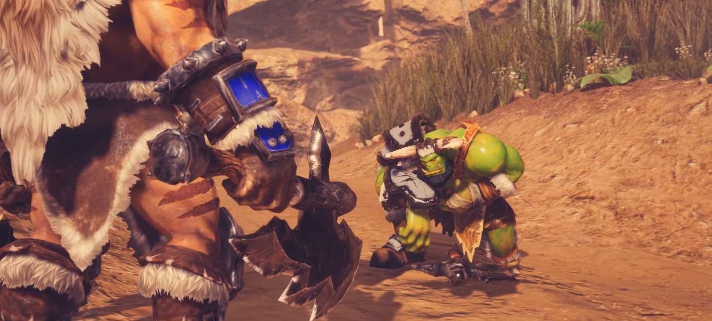 Как мог бы выглядеть Warcraft 3: Reforged на Unreal Engine 4