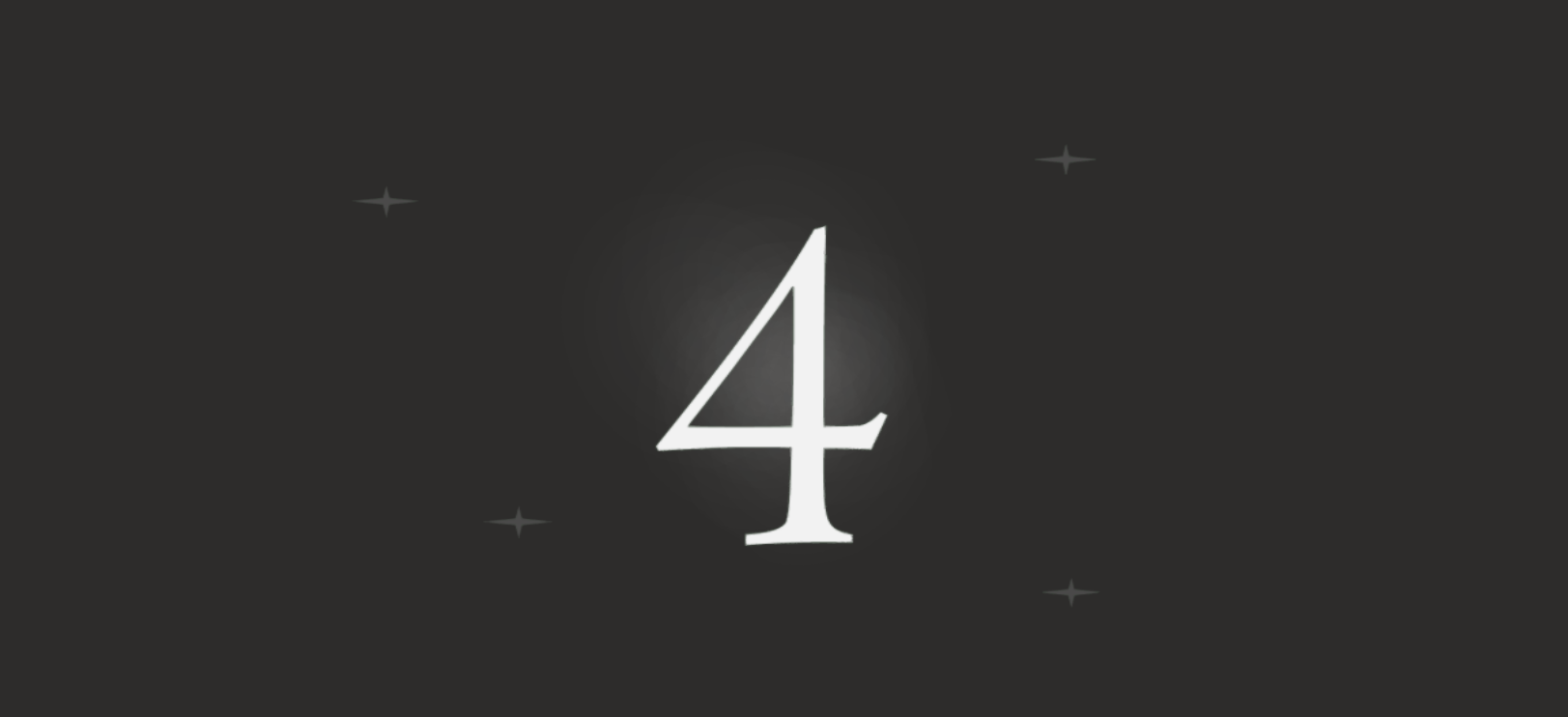 Platinum Games запустила тизер-сайт с цифрой 4