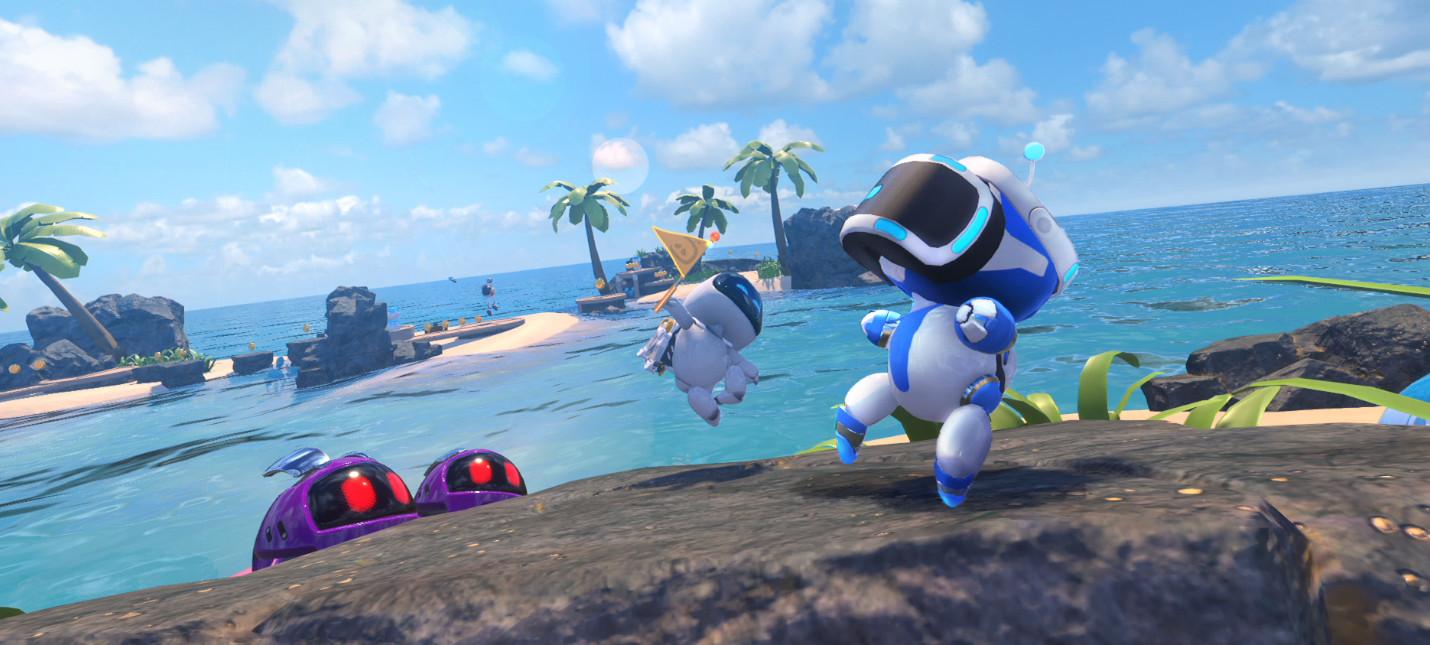 Главой SIE Japan Studio стал креативный директор Astro Bot: Rescue Mission
