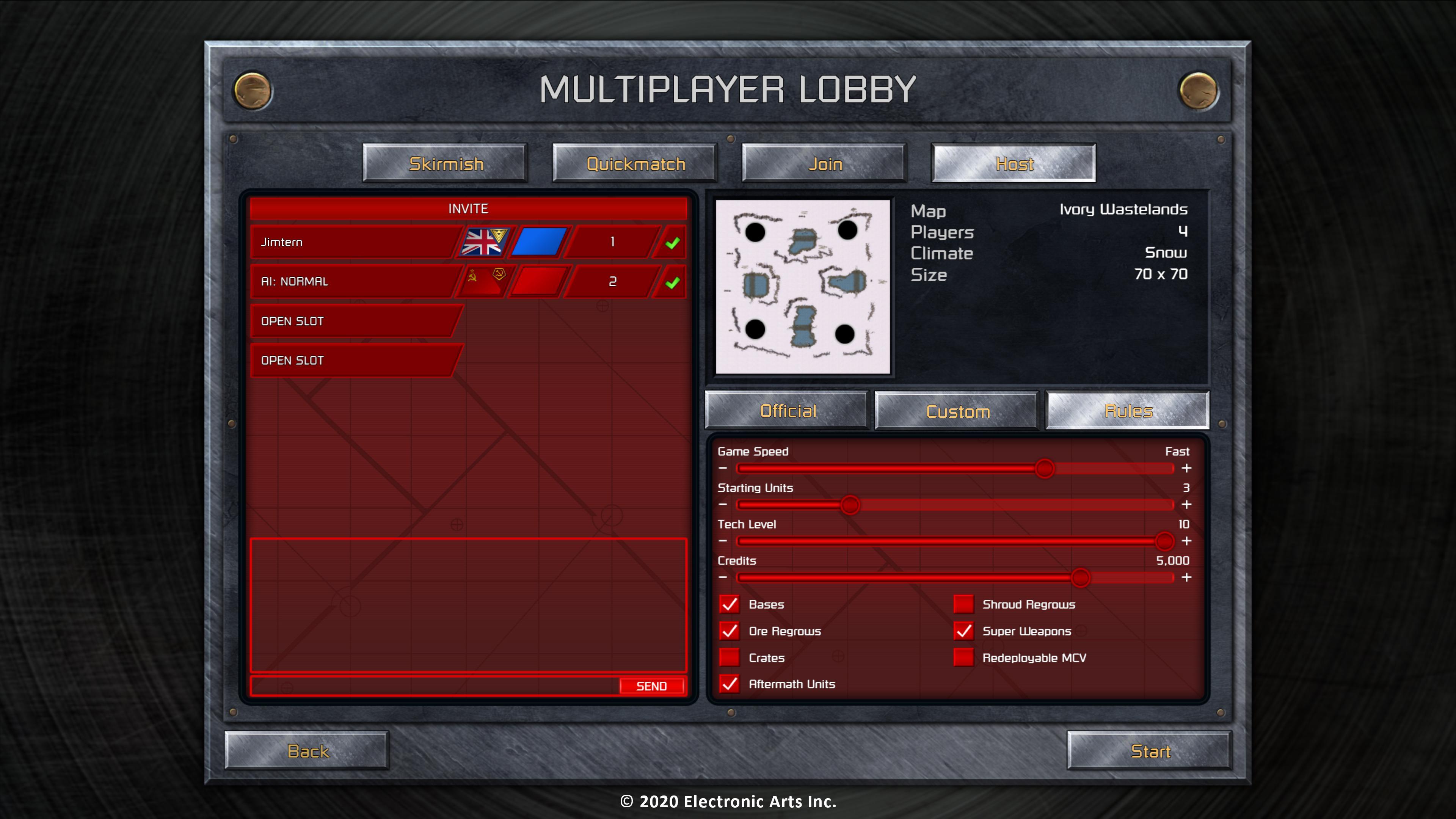 Разработчики Command & Conquer Remastered переделали мультиплеер