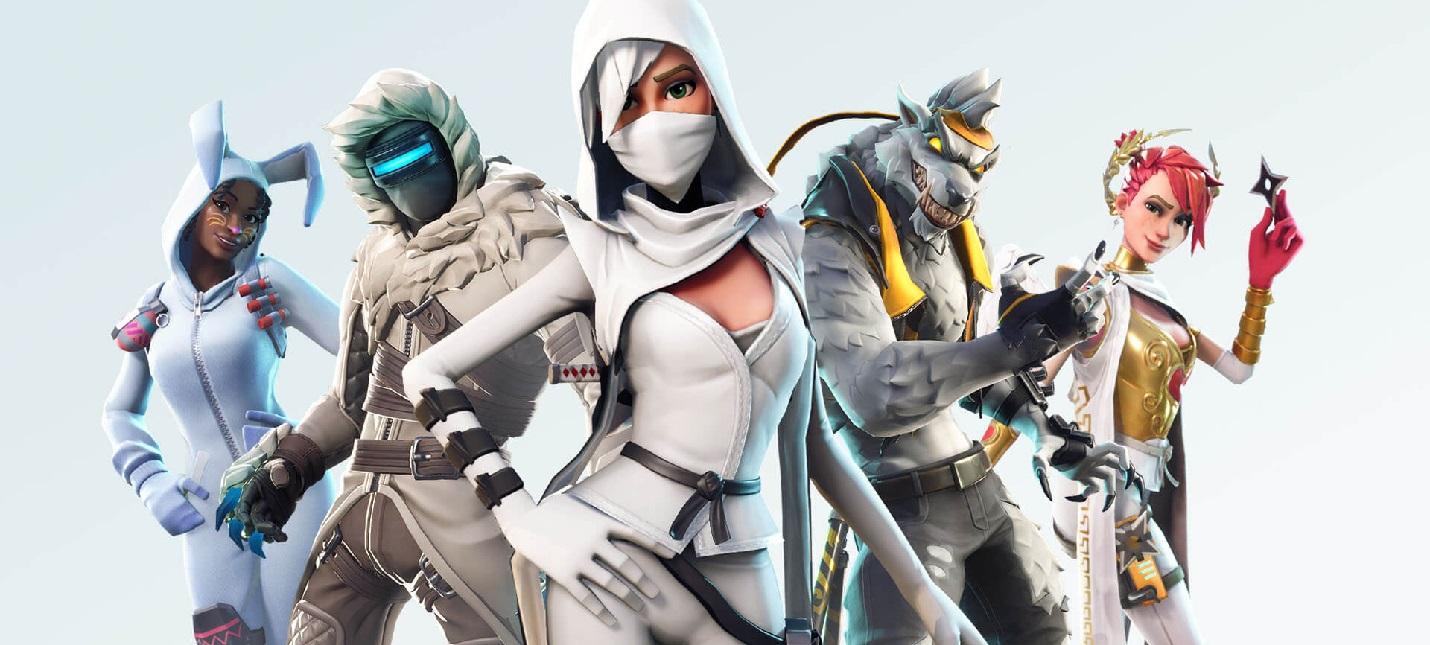 На PS4 пройдет открытый турнир Fortnite с бюджетом миллион долларов