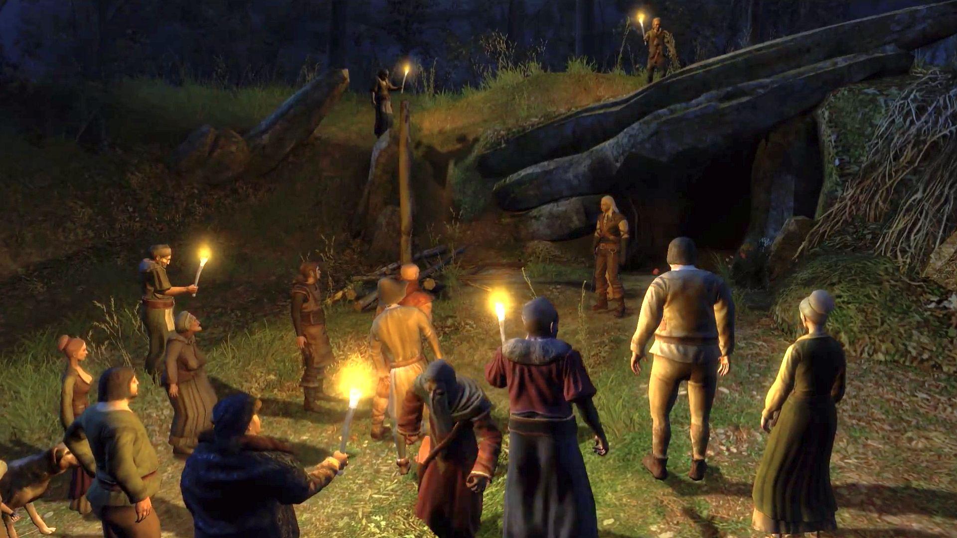 """Как раскрывался принцип """"меньшего зла"""" в трилогии игр The Witcher"""