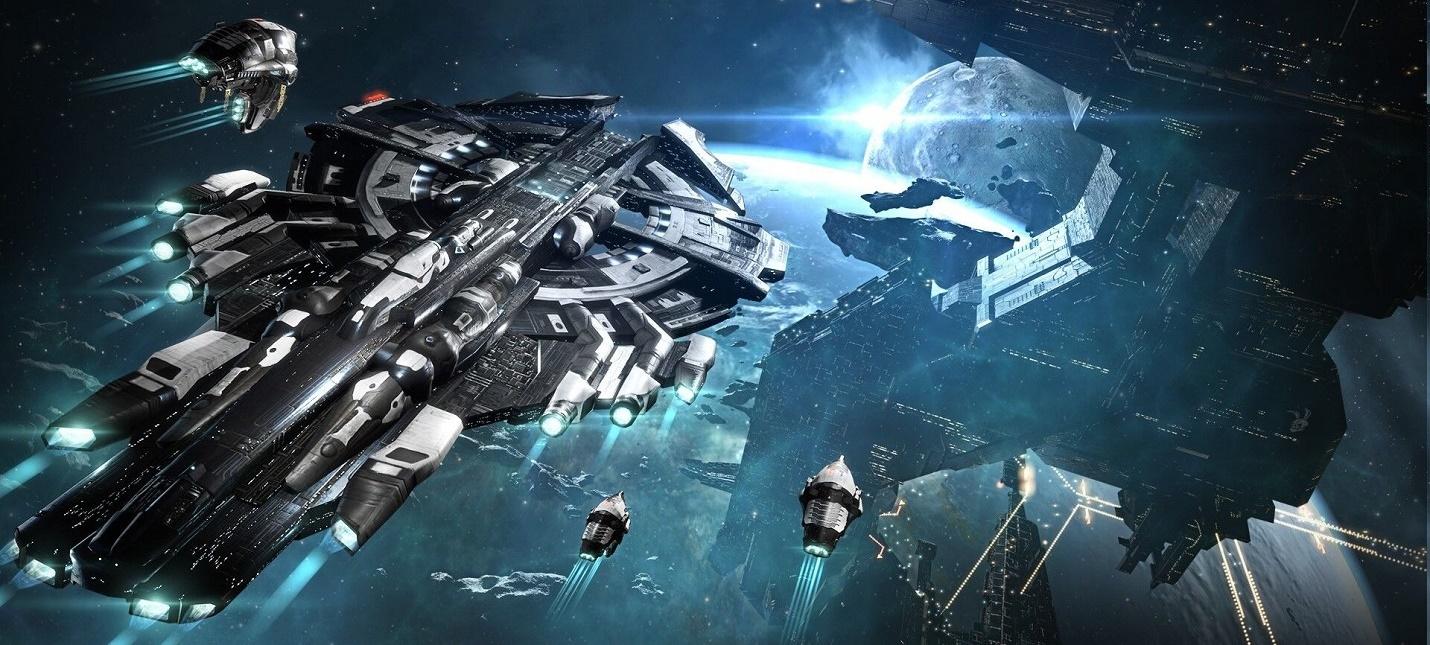EVE Online находится под DDoS-атаками больше недели