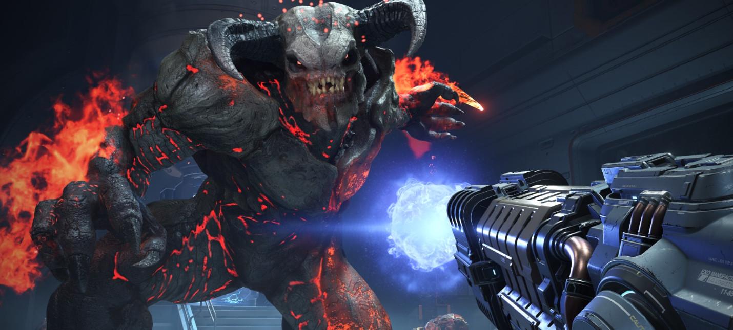 Геймдиректор Doom Eternal рассказал о системе модов, апгрейдов и рун