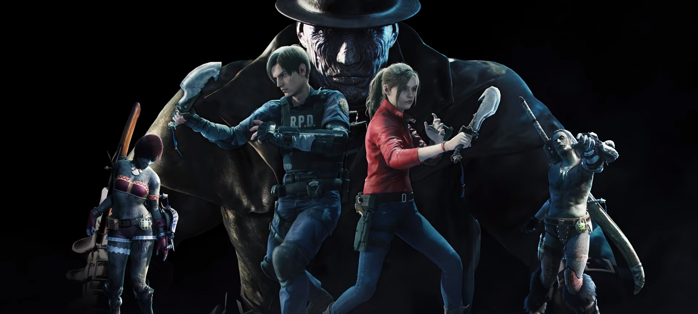 Кроссовер Resident Evil 2 и Monster Hunter World: Iceborne добрался до PC