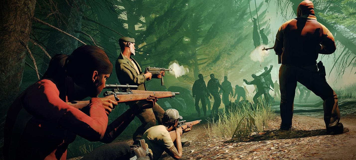 Zombie Army 4 на паузе пугает игроков с помощью DualShock 4