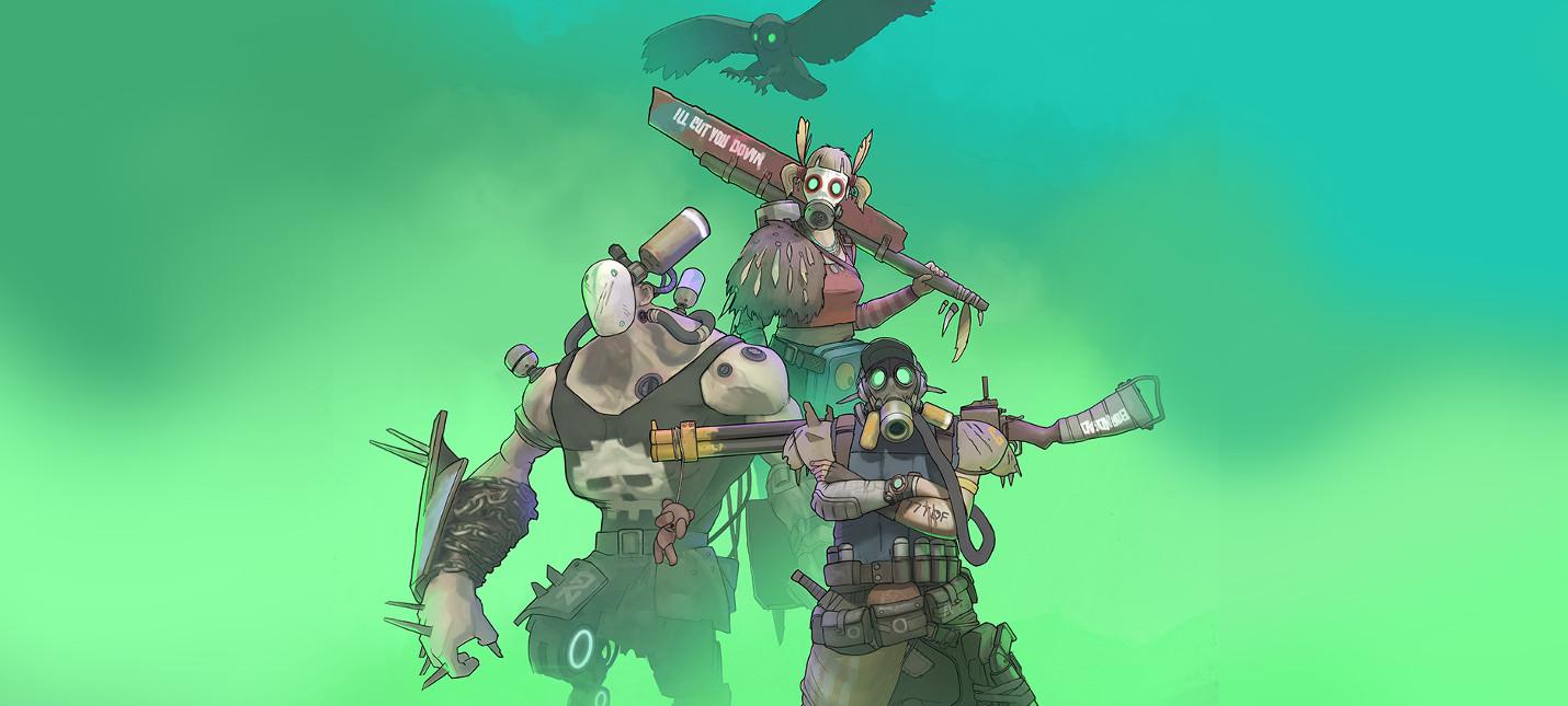 Завтра стартует бета мультиплеерной тактической игры Dreadlands