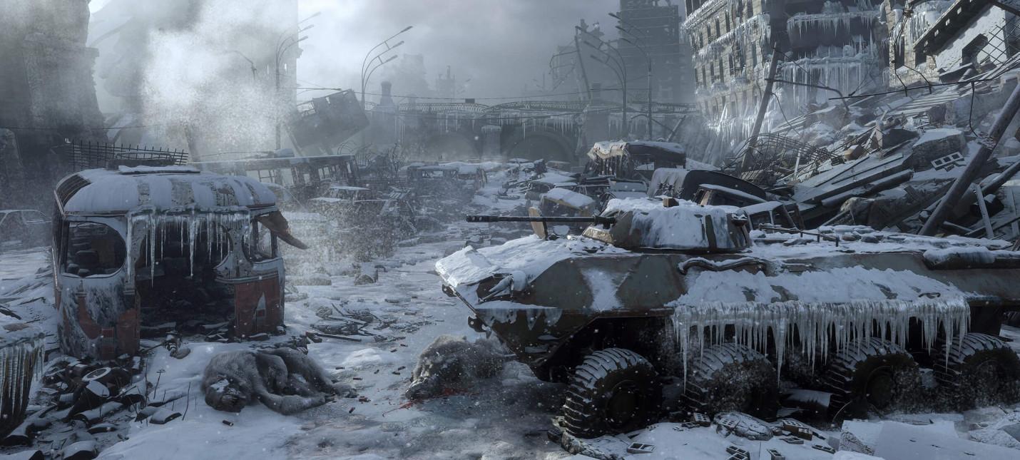 Metro Exodus выйдет в Steam утром 15 февраля