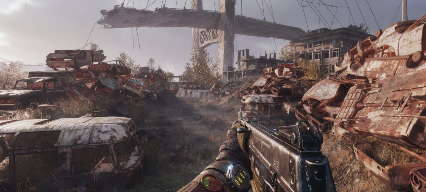 Для Metro Exodus вышел патч в преддверии сюжетного дополнения